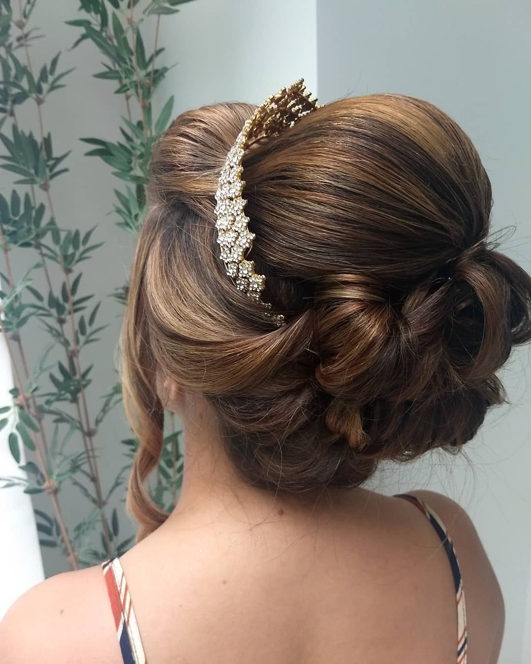 Penteado de Noiva 3